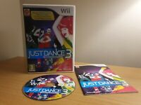 NINTENDO WII: Just Dance 3 (Special Edition) (Wii) - Game - FREE P&P