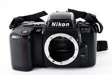 [AS-IS] Nikon F601 AF Quartz Date SLR 35mm Film Camera Body From Japan #0333