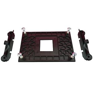 AM4 CPU Kühler Halterung Backplate Kit Retention Module Mainboard Bracket AMD