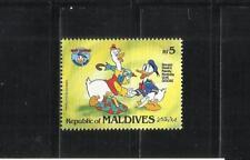 MALDIVAS. Año: 1984. Tema: WALT DISNEY.