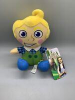 New Wizard Of Oz Plush the Munchkin Lollipop Boy Toy XT
