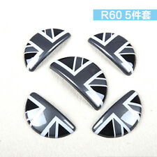 5pcs Door Handle Cover Caps For Bmw Mini Cooper ONE S JCW Countryman R60  A01