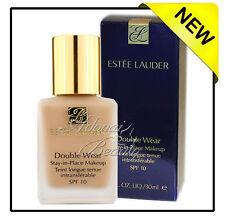 ESTEE LAUDER Double Wear 01 FRESCO 2C3 Stay In Place Makeup SPF10 GENUINE