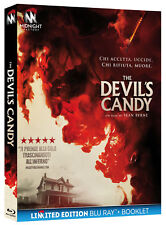 THE DEVIL'S CANDY  BLU-RAY+BOOKLET    HORROR