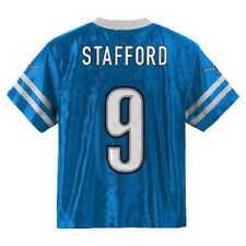 Detroit Lions MATT MATTHEW STAFFORD nfl Jersey YOUTH KIDS BOYS CHILDRENS (xl)