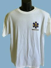 Mens Hawaiian Islands EMS Emergency Medical Services T Shirt White Large