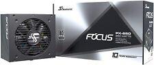 ALIMENTATORE MODULARE PC DESKTOP SEASONIC FOCUS PX850 850W 80PLUS PLATINUM