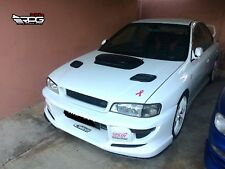 RPG 22B P1 Style Bonnet Hood Vent Scoop for Subaru Impreza GC8 GF8 STi WRX 2.5RS