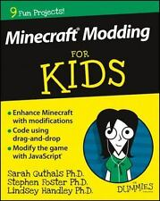 Minecraft Modding For Kids For Dummies