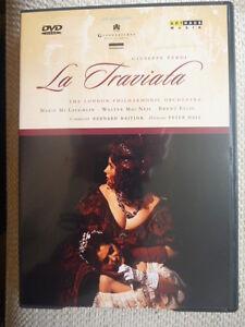 Giuseppe Verdi LA TRAVIATA Glyndebourne Festival Opera, 1988