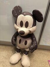 UK Disney Store Mickey Mouse Memories Plush Soft Toy November Special Edition