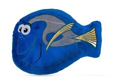 NEW FINDING NEMO DORY SHAPED CUSHION KIDS BOYS AND GIRLS COMFY BEDROOM KIDS ROOM