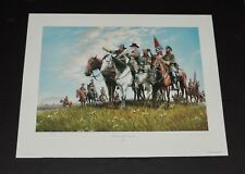 Dan Nance - Defenders Of The Confederacy  - Collectible Civil War Print