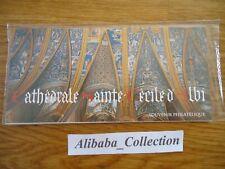 / NEUF BLISTER FRANCE TIMBRE ** BLOC SOUVENIR 37 Cathédrale Ste-Cécile Albi 2009