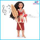 "Disney Moana 11"" Singing Feature Doll Set brand new in box *BOX DAMAGE*"