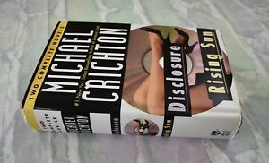 Michael Crichton : Two Complete Novels by Michael Crichton (1996, Hardcover)
