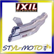 SILENZIATORE TERMINALE DI SCARICO IXIL L2X (SC60) HONDA CB 1000 R HORNET 2008