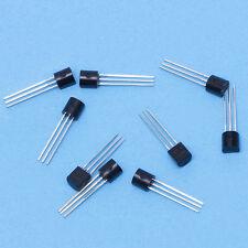 170pcs 17-value Triode Bipolar Transistor TO-92 NPN PNP Assortment Kit Set