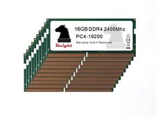 LOT 10 - 16GB DDR4 2400MHz PC4 19200 SODIMM MEMORY For LAPTOP