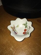 British Royal Worcester Pottery Bowls