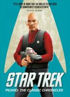 Star Trek : Classic Picard, Paperback by Titan (COR), Brand New, Free P&P in ...