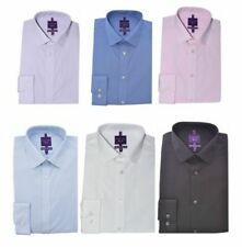 Polyester Formal Shirts for Men Double TWO