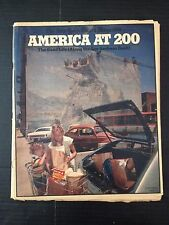 JULY 4 1976 THE NEW YORK TIMES MAGAZINE AMERICA AT 200 ALONG SAN ANDREAS FAULT