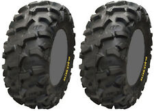 Pair 2 ITP Blackwater Evolution 27x9-14 ATV Tire Set 27x9x14 27-9-14