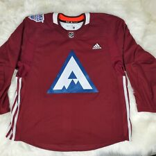 Adidas Size 58 Colorado Avalanche Stadium Series 2020 Jersey