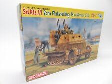 DRAGON 6533 1/35 Sd.Kfz. 7/1 2cm Flakvierling 38 w/Armor Cab