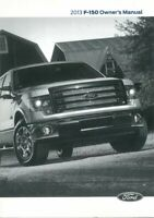 2013 Ford F-150 Truck Owners Manual User Guide Reference Operator Book Fuses