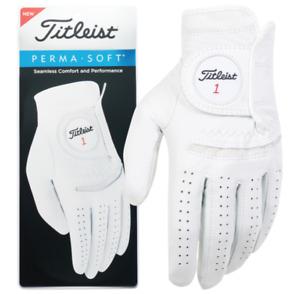 Titleist Perma Soft Mens Golf Glove Choice of Sizes