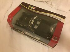 REVELL 1:18 FORD THUNDERBIRD Convertible 1956 Die-Cast Mint in Boxed BLACK NEW
