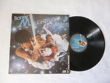 BONEY M ~ NIGHTFLIGHT TO VENUS ~ CLASSIC 1978 UK 1ST PRESS VINYL LP ~ NICE AUDIO