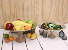 Platos y cuencos decorativos de cocina de madera para el hogar