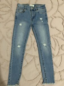 Cotton On Kids Girls Jeans Size 7