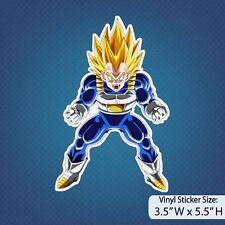 """GOKU Dragon ball Z size 3/""""3//4x8/""""3//4 decal sticker home car CUSTOM SIZE UP TO 23/"""""""
