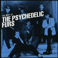 Psychedelic Furs Best Of CD NEW SEALED Pretty In Pink/Dumb Waiters/Love My Way+