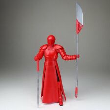 "Star Wars Black Series Elite Praetorian Guard Heavy Blade 6"" Loose Action Figure"
