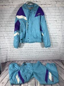 VTG Spyder Entrant Winter Ski Snow Jacket (XL) Pants (L) Snowboard Men's Japan