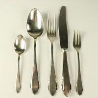 WMF Tafel Speise Besteck 30 Teile Serie 2900 Silber Auflage 90er Vintage Cutlery