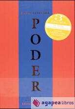 Las 48 leyes del poder. NUEVO. ENVÍO URGENTE (Librería Agapea)
