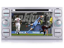 "7"" HD Autoradio DAB+ GPS DVD USB DVD AUTO Navigation Für Ford C-Max S-max Fusion"