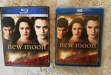 The Twilight Saga: New Moon (Blu-ray Disc, 2010, Special Edition)