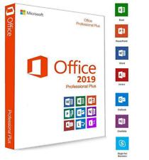 Microsoft®Office 2019 Professional Plus Official Key Code ✅ 32/64 Bit ✅ Lifetime