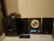 TEAC Micro Hi-Fi Stereo System CD Player Radio MP3 AUX with iPod Dock  CD-X10i