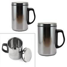 350ML/500ML Edelstahl becher mit isolierter Isolierbecher Hülle Kaffee Tee