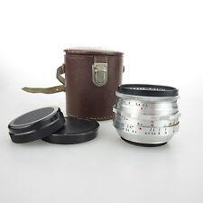 M42 Meyer Optik Alu Q1 Primagon 4.5/35 Objektiv / lens mit case