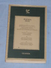 POESIA DUE - Guanda  (G5)