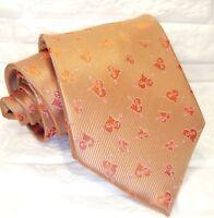 Necktie men Love & hearts Top Quality Tie Silk Top Quality Valentine's day gift